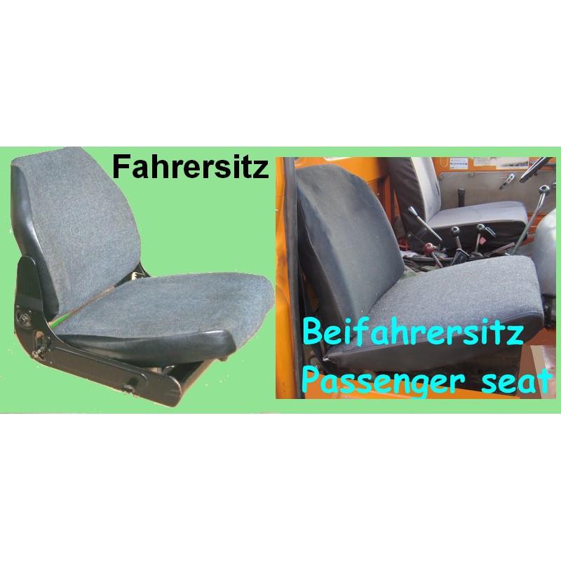 Sitzbezüge kompletter Satz für ganzes Fahrzeug U421 U406 U403...